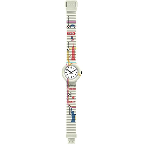 Uhr Damen Map City New York hwu0684 Hip Hop