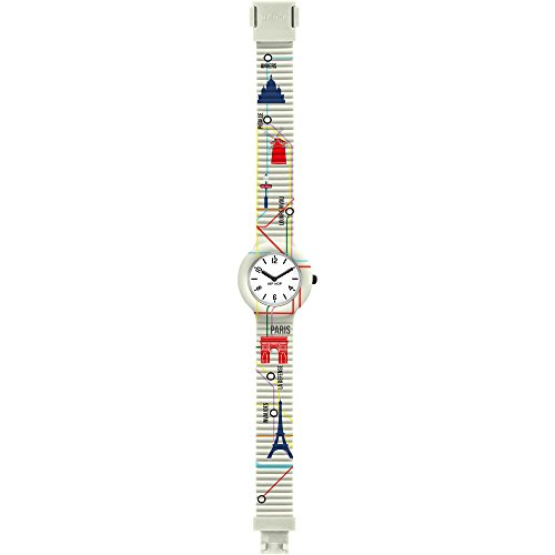 Uhr Damen Map City Paris hwu0682 Hip Hop