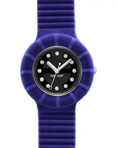 Hip Hop Velvet Violet Analog Silikon HWU0137