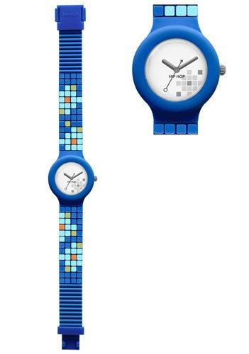 ORIGINAL BREIL HIP HOP Uhren Mosaic Unisex Uhrzeit hwu0455