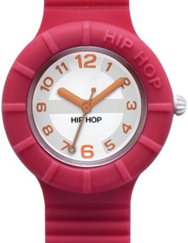 ORIGINAL HIP HOP UHR NUMBERS 32MM ROSA HWU0167