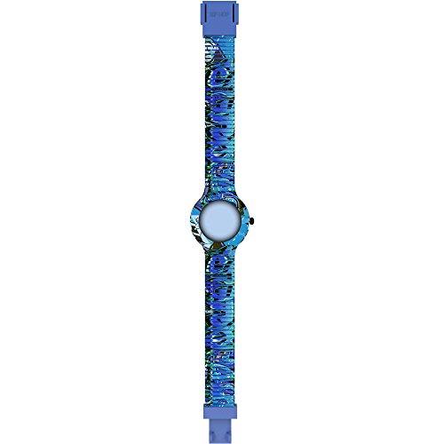 Uhr Zubehoer Damen Hip Hop Graffiti Trendy Cod hbu0625