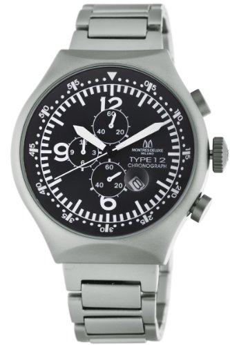 Montres De Luxe Herren 50 MM TYP G 50 mm Aluminium Chronograph