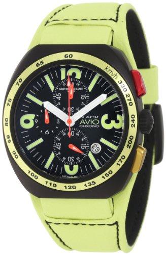 Montres De Luxe Herren BK5503 Schwarz Avio Sommer Quartz Chronograph Black Dial Uhr