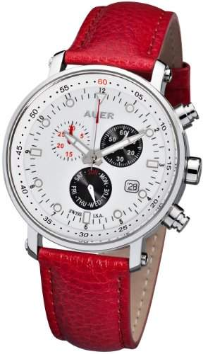 UAuer Swiss Red AU-ZU-611-WRL Herrenchronograph SWISS ISA
