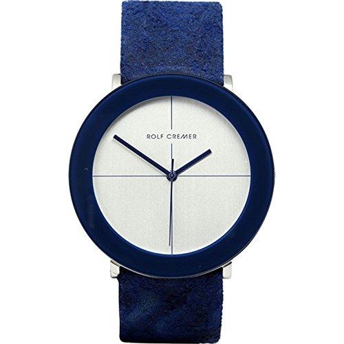 Rolf Cremer View 500803 Unisex Armbanduhr Blau
