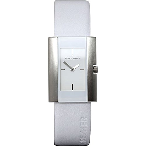 Rolf Cremer Pari II 501006 Unisex Armbanduhr Weiss