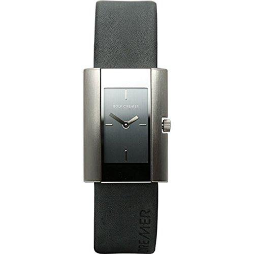 Rolf Cremer Pari II 501009 Unisex Armbanduhr Anthrazit