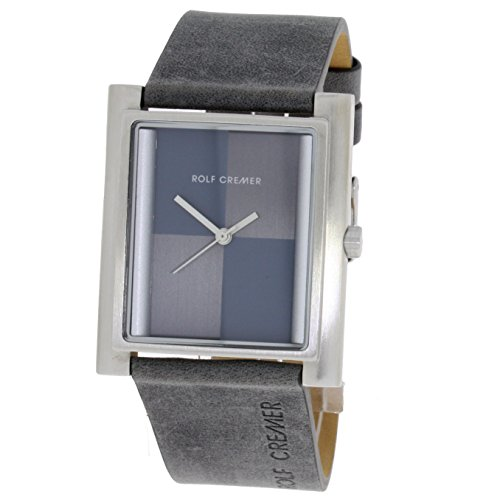 Rolf Cremer Akzent 502109 Unisex Armbanduhr Grau