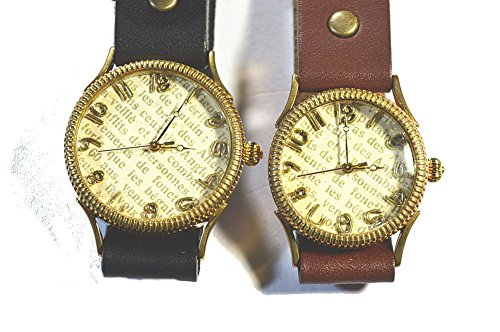 Made in Japan WB 057LM Pair Hand made Watches