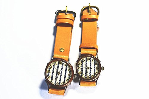 Made in Japan WB 062LM Pair Hand made Watches