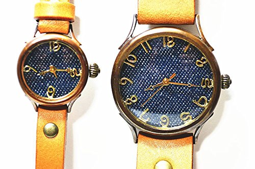 Made in Japan WB 063LS Pair Hand made Watches