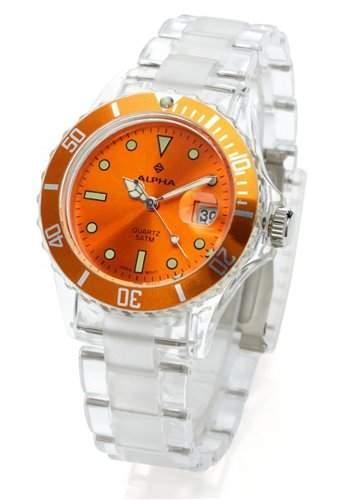 Alpha Saphir Damen-Armbanduhr 249H