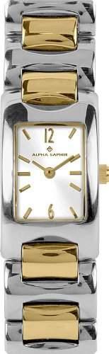 Alpha Saphir Damenarmbanduhr 348C