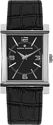 Alpha Saphir Quarz Analog 296A