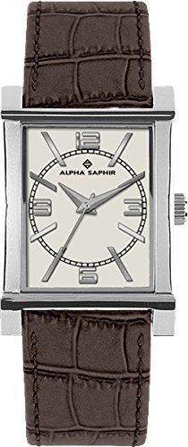 Alpha Saphir Quarz Analog 296B