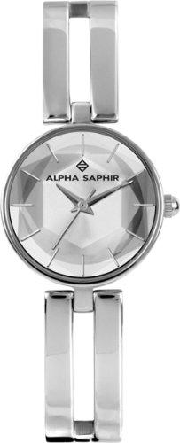 Alpha Saphir Damenarmbanduhr 346B