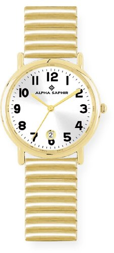 Alpha Saphir Quarz Analog 224F