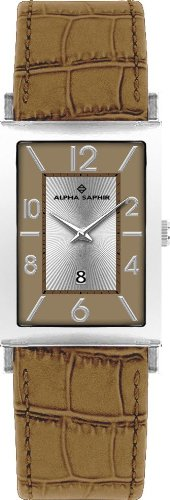 Alpha Saphir Quarz Analog 309C