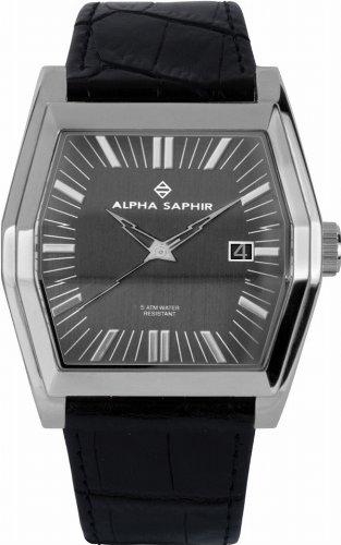 Alpha Saphir Herrenarmbanduhr 352A