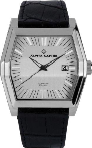 Alpha Saphir Herrenarmbanduhr 352B