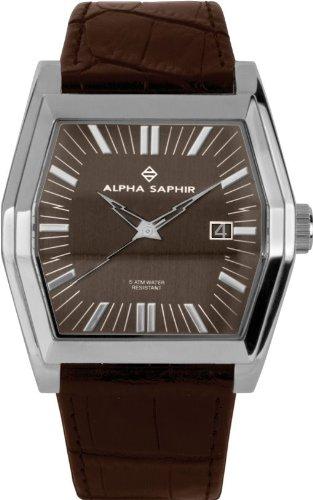 Alpha Saphir Herrenarmbanduhr 352C