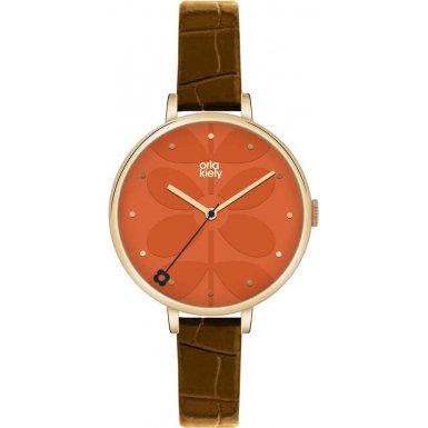 Orla Kiely Damen Armbanduhr OK2028