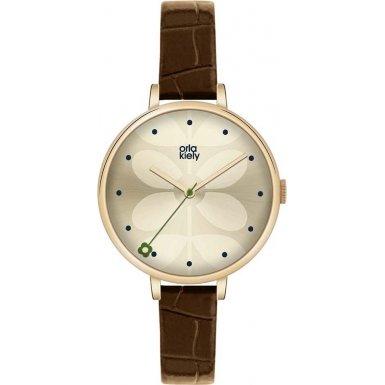Orla Kiely OK2030 Damen armbanduhr