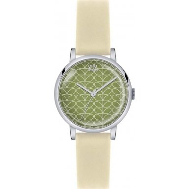 Orla Kiely Damen Armbanduhr OK2033