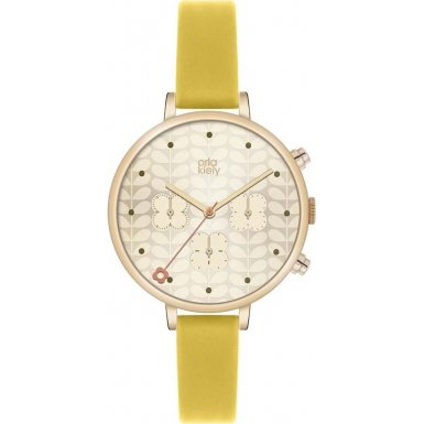 Orla Kiely OK2038 Damen armbanduhr