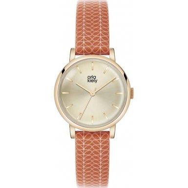 Orla Kiely OK2068 Damen armbanduhr
