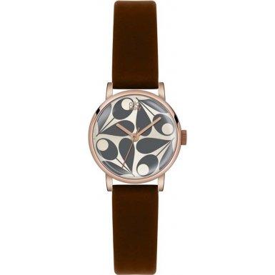 Orla Kiely Damen Armbanduhr OK2082