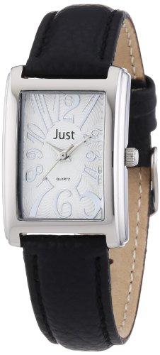 Just Watches Damen Armbanduhr XS Analog Leder 48 S3875SL AR