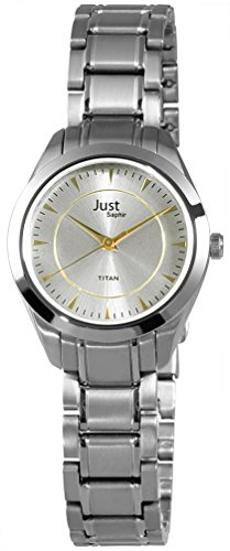 Just Watches XS Analog Quarz Titan 48 S41249 CR