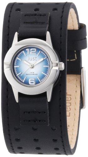 Just Watches XS Analog Quarz Leder 48 S9257 BL