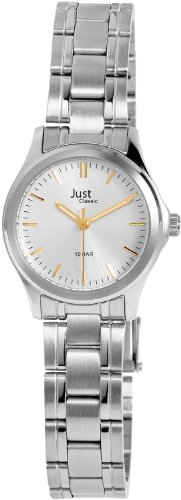 Just Watches XS Analog Quarz Edelstahl 48 S41043 SL