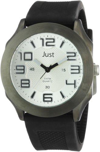 Just Watches XL Analog Kautschuk 48 S10111 SL
