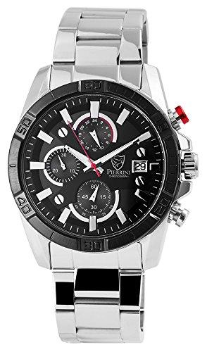 Pierrini mit Armband aus Edelstahl Sicherheitsfaltschliesse 291021000010