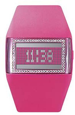 ODM Unisex Mysterious V Swarovski Digital Uhr