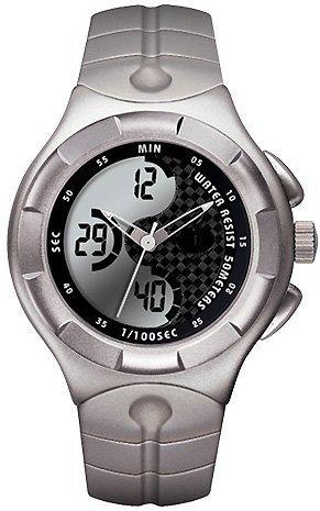 ODM VIGOUROUS II SS45AH 1 Uhr aus Edelstahl Digital Chronographen