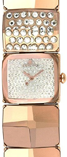 Damen armbanduhr J Lo JL 2574SVRG