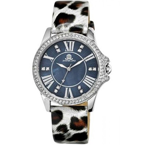 j lo Watch Lady 3H with Strass