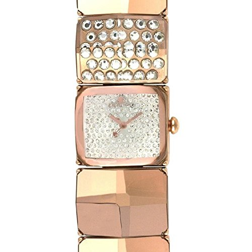 j lo Watch Lady 3H Rose Gold