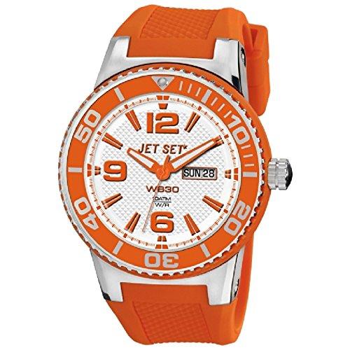 Jet Set WB 30 orange silber weiss J55454 868