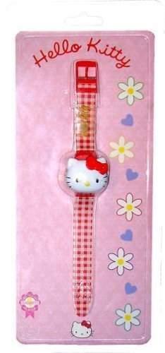 Hello Kitty Maedchen-Armbanduhr Digital Quarz 20142