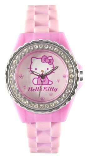 Hello Kitty Maedchenuhr Quarz 24641