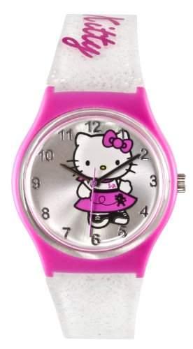 Hello Kitty Maedchenuhr Quarz 25230