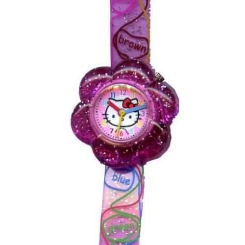 Hello Kitty Jugendarmbanduhr 4407601