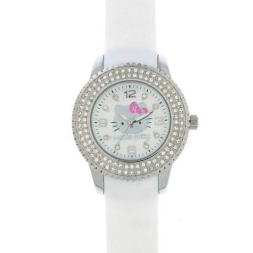 Hello Kitty Maedchen-Armbanduhr Quarz Analog 4408701