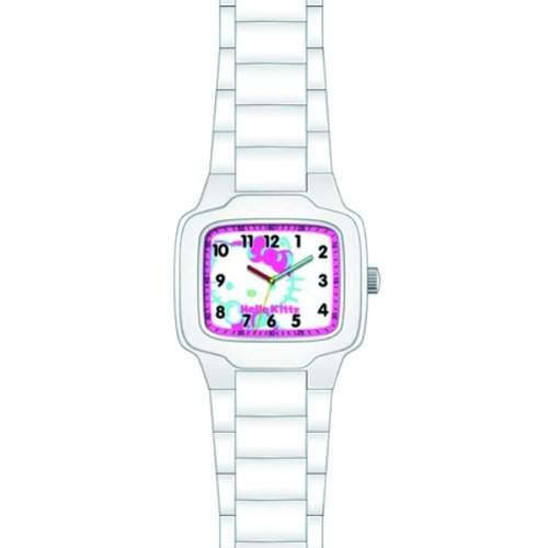 Hello Kitty Maedchen-Armbanduhr Quarz Analog 4420302